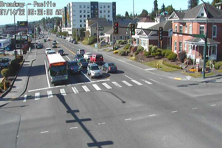 Everett Traffic Camera