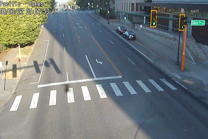 Camera at Pacific and Oakes